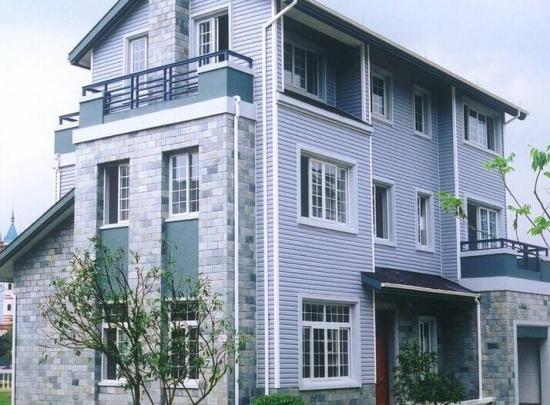 农村房屋外墙瓷砖颜色如何搭配