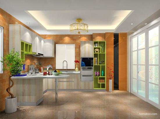 如何选择厨房门