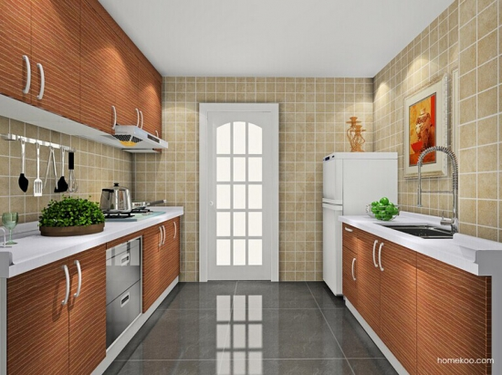 厨房墙面瓷砖规格大小