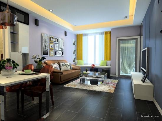 客厅地板砖用什么材质好