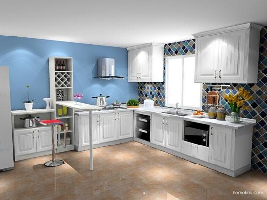 厨房地柜怎么做