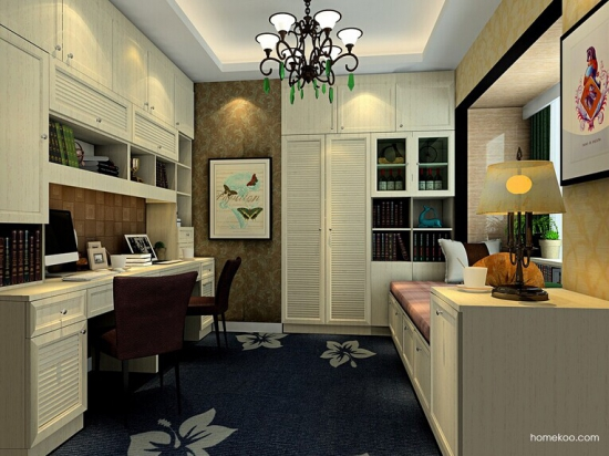 整体厨房地柜高度一般是多少