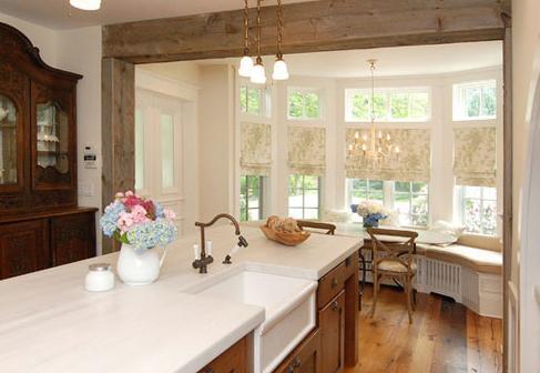 厨房飘窗怎么设计