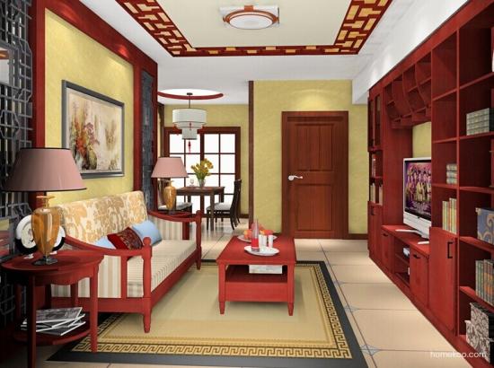 中式别墅装修设计要点