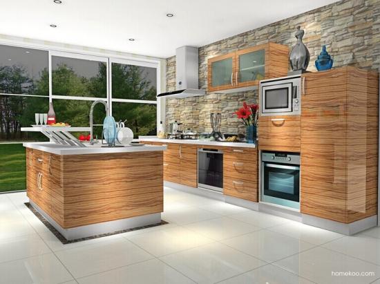 整体厨房多少钱一米