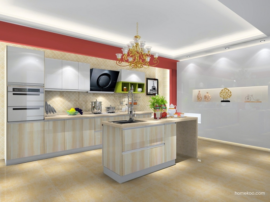 厨房和卫生间的瓷砖