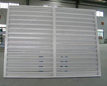 铝合金百叶窗标准尺寸