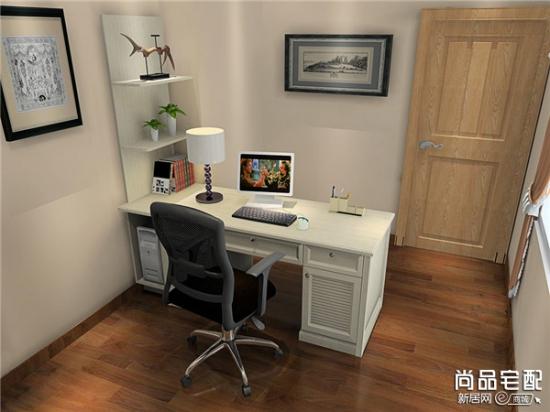学生书桌书柜组合的特点