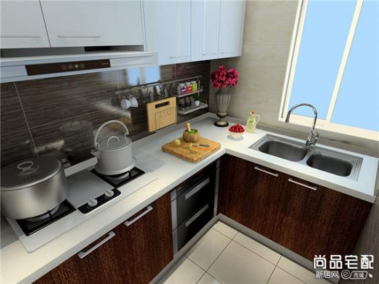 阳台小厨房装修