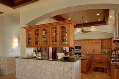 厨房隔断门设计要注意什么