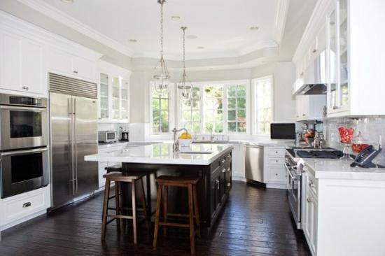 厨房洗手间吊顶,选择材料要注意防水性