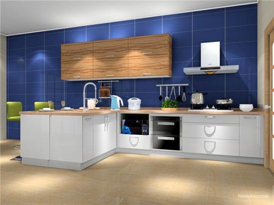 厨房瓷砖色彩搭配小贴士