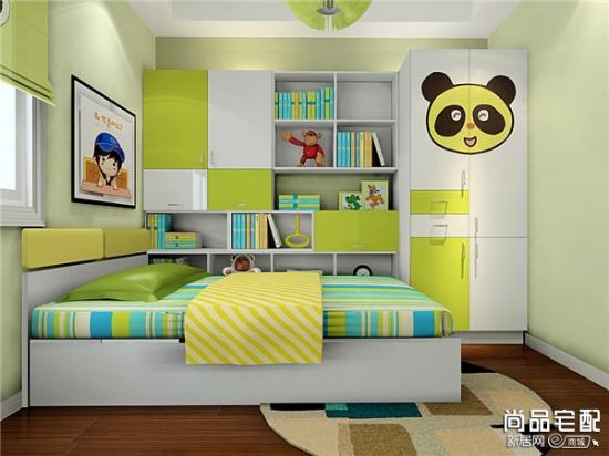 装修儿童卧室要点介绍