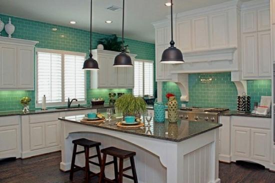 怎样选择厨房瓷砖 从整体效果出发