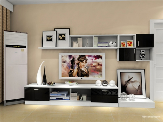 客厅瓷砖什么颜色好看 根据客厅装修风格