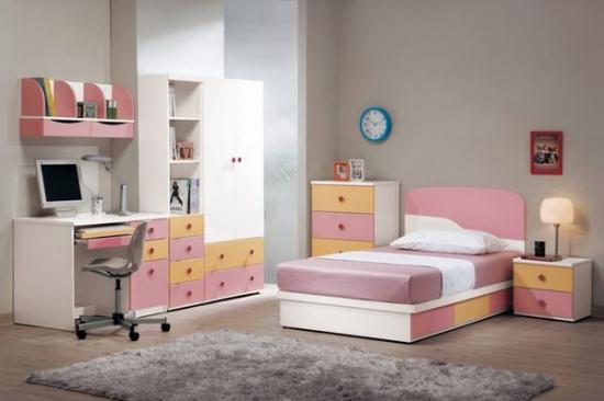 不一样的床头小书柜