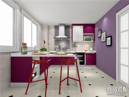 美式敞开厨房 轻松拥有最美范儿