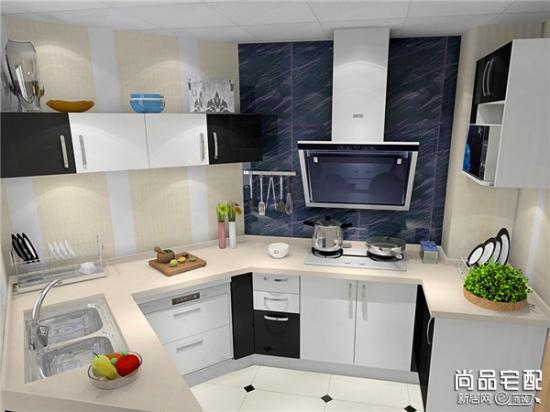 小户型客厅厨房隔断技巧 增加空间多变性