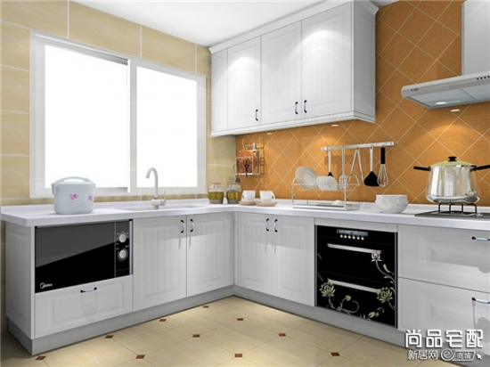 敞开式厨房装修设计 拥有最棒烹饪感受
