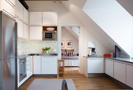 阁楼装修厨房要注意些什么