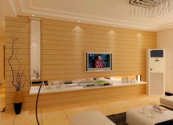 生态木电视背景墙保养三大技巧