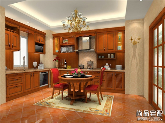 厨房用什么颜色的橱柜好