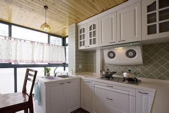 阳台式厨房装修 让生活更方便