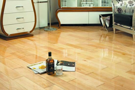 大自然实木地板保养小妙招 实用!