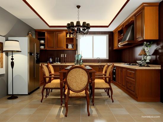 中式风格厨房设计难点在哪里