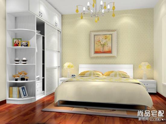 卧室壁纸什么颜色好呢