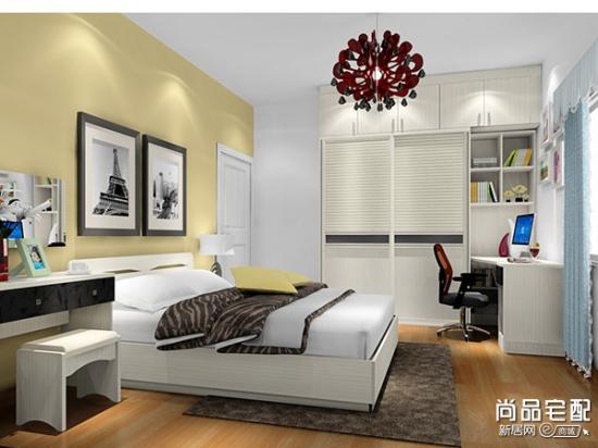 卧室门什么颜色好看 如何选择