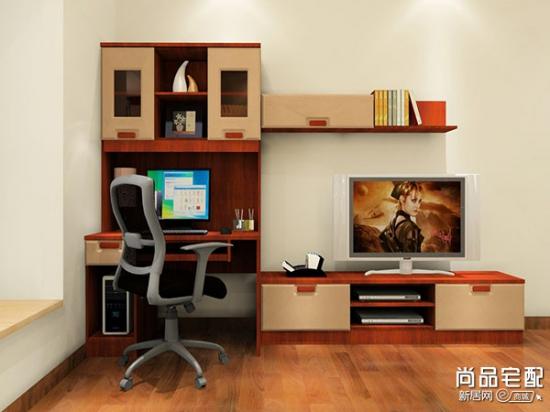 【家装分享】多功能转角电脑桌
