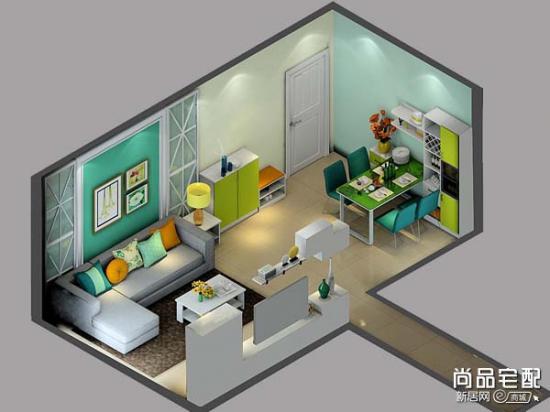 被疯传的房子【3D试衣间】!