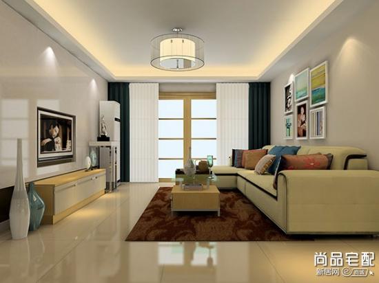 客厅天花板吊顶设计原则