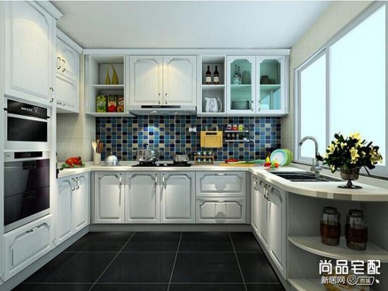 家居装修厨房如何选择材料