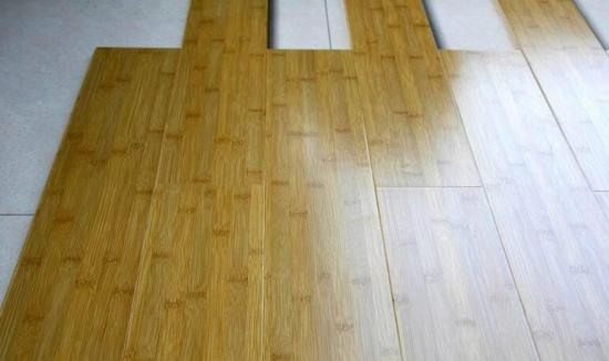 竹子地板的保养方法