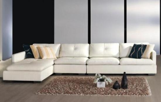 白色真皮沙发保养方法