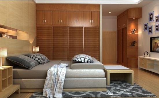 小户型卧室壁橱要有什么注意的?