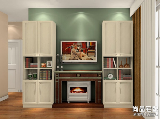 客厅隔断电视柜设计效果图【浓缩精华版】图片
