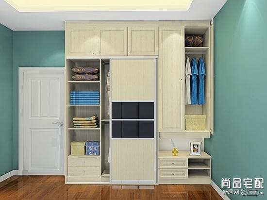现代衣柜推拉门3大品牌介绍