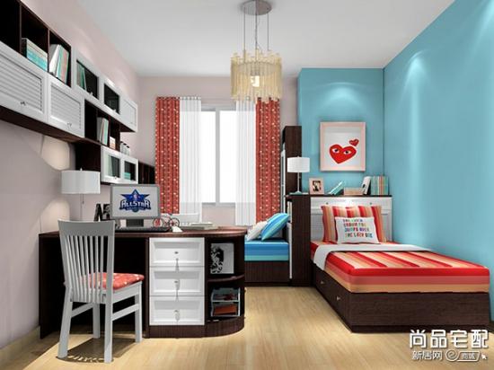 长方形儿童房设计【注意事项】