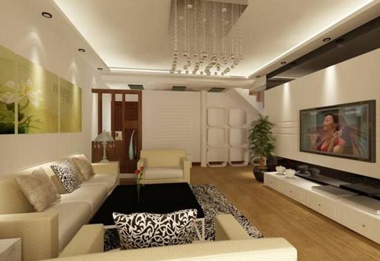 20平米单身公寓装修的方法高清图片