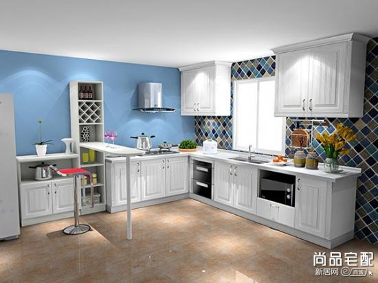 老房子厨房装修的改造办法