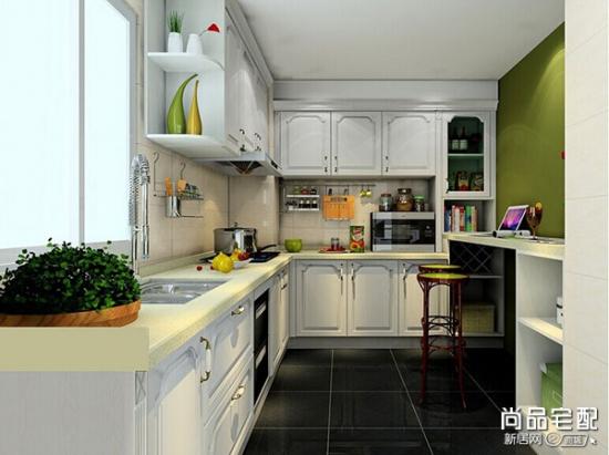 小厨房简单装修哪些不可缺