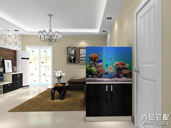 装修玄关与客厅隔断怎么样?如何选购?