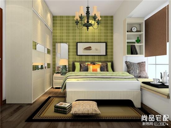 房间卧室壁纸该如何选择?