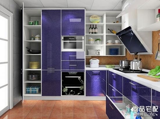 厨房与餐厅酒柜隔断 更具品位