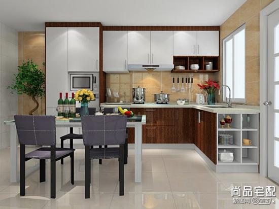 小户型开放式厨房要如何装修