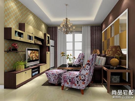 家居客厅背景墙如何设计更完美?