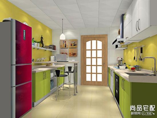 小户型厨房装修有哪些要点